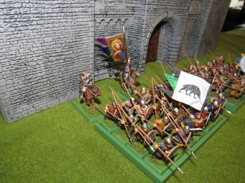 civitate - Bataille de Civitate Img_1123