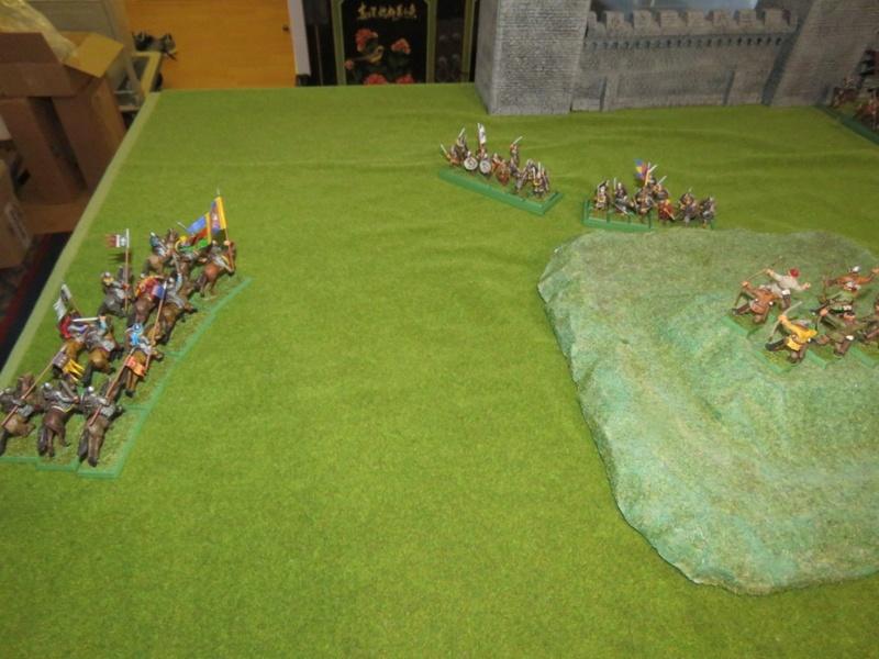 civitate - Bataille de Civitate Img_1124