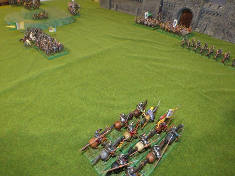 civitate - Bataille de Civitate Img_1125