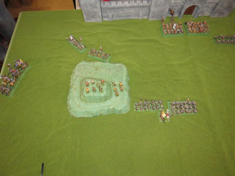 civitate - Bataille de Civitate Img_1126