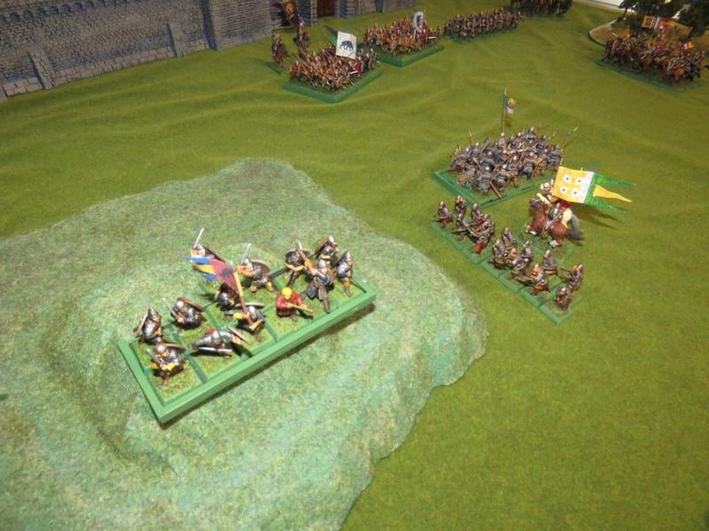 civitate - Bataille de Civitate Img_1132