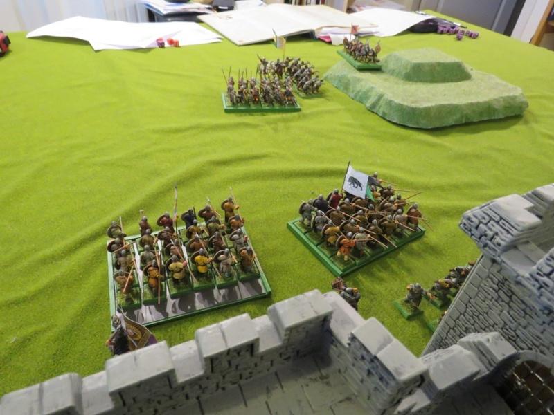 civitate - Bataille de Civitate Img_1136