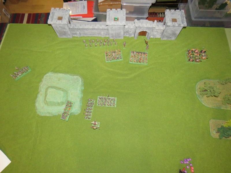civitate - Bataille de Civitate Img_1145