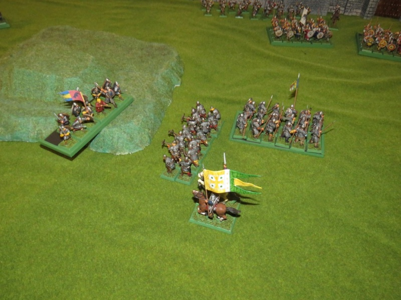 civitate - Bataille de Civitate Img_1146