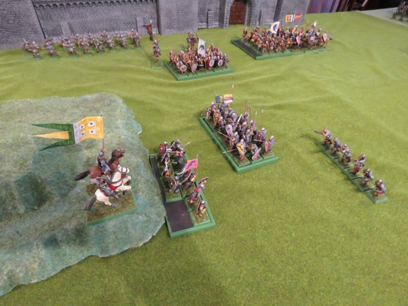 civitate - Bataille de Civitate Img_1148