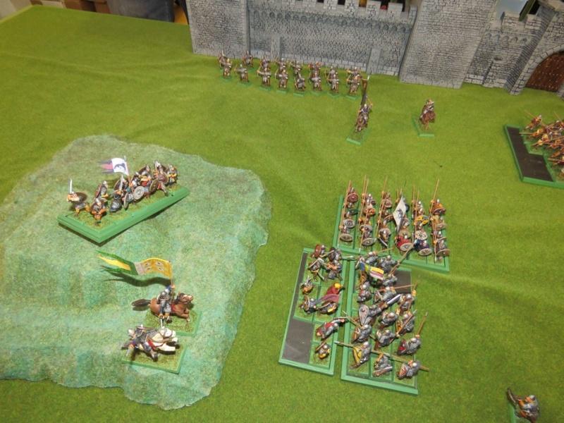 civitate - Bataille de Civitate Img_1154