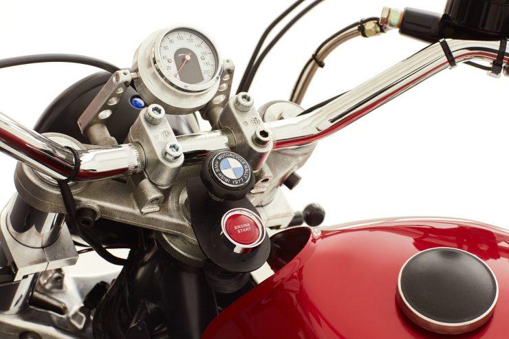 Fuel Bmw-r111