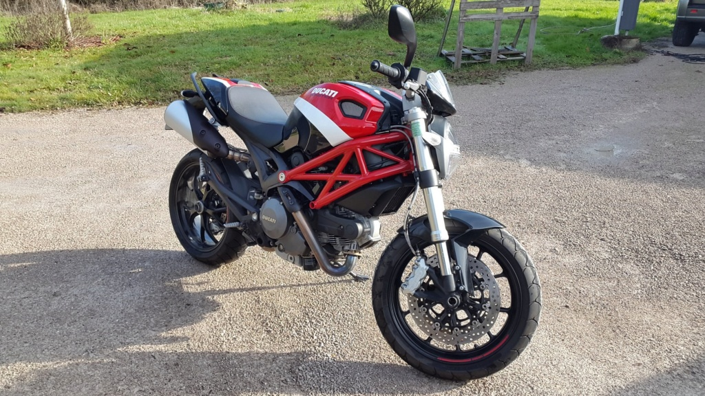 Monster 796 ABS 2011 9500km 82976111