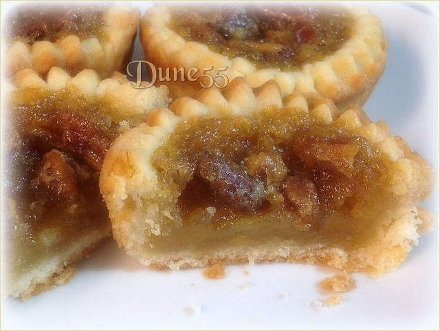 Tartelettes au beurre et aux noix de pécan Av5die10