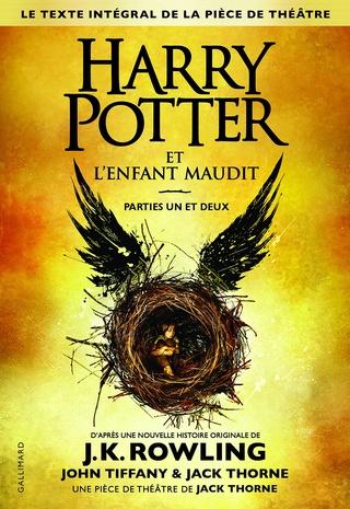 Harry Potter et l'enfant maudit de J.K. Rowling, Jack Thorne et John Tiffany A1eihd10