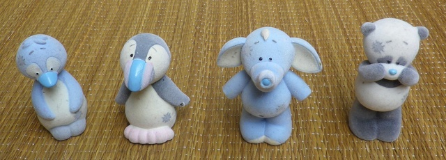 Les BLUE NOSE FRIENDS (Teddy & ses amis) de Pastdreams - Page 2 Imgp0038