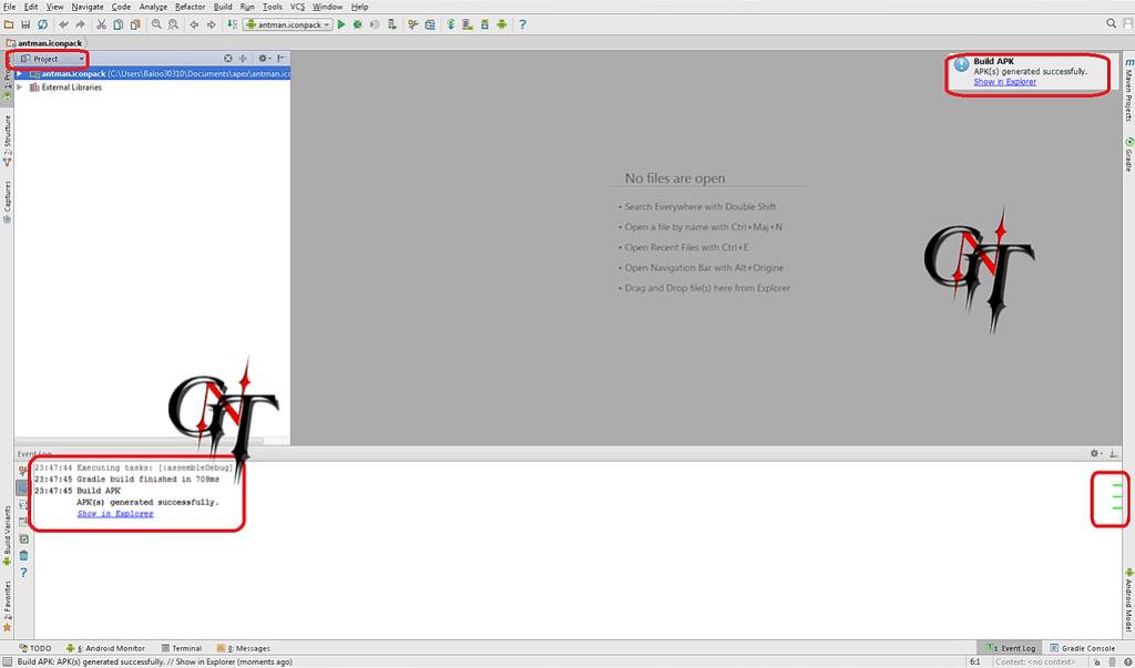 Crée un Theme Nova avec Android Studio ....(BALOO0310) 2011
