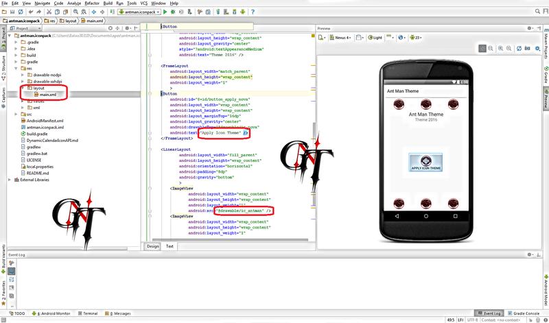 Crée un Theme Nova avec Android Studio ....(BALOO0310) 2211