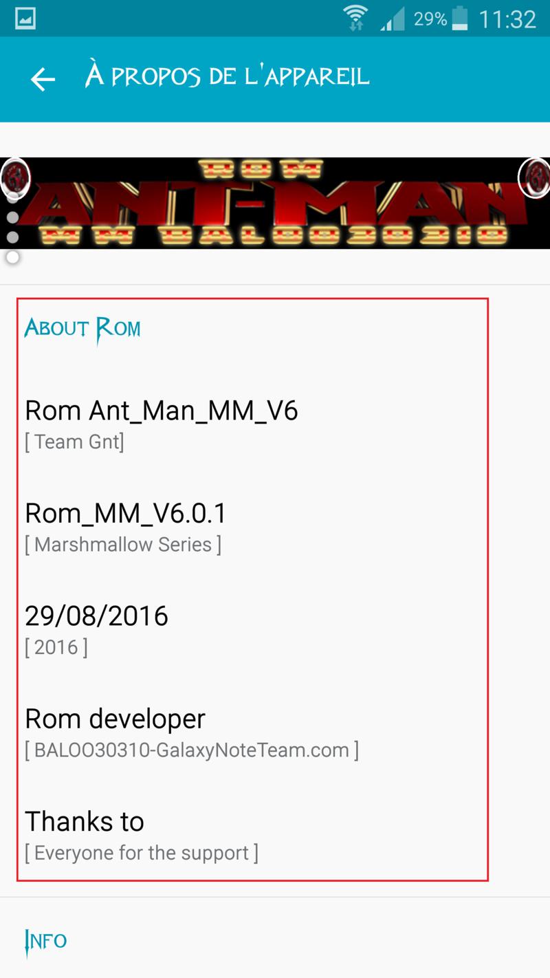 ANT-MAN-ROM-MM V6 (BALOO30310) (En Ligne) Screen19
