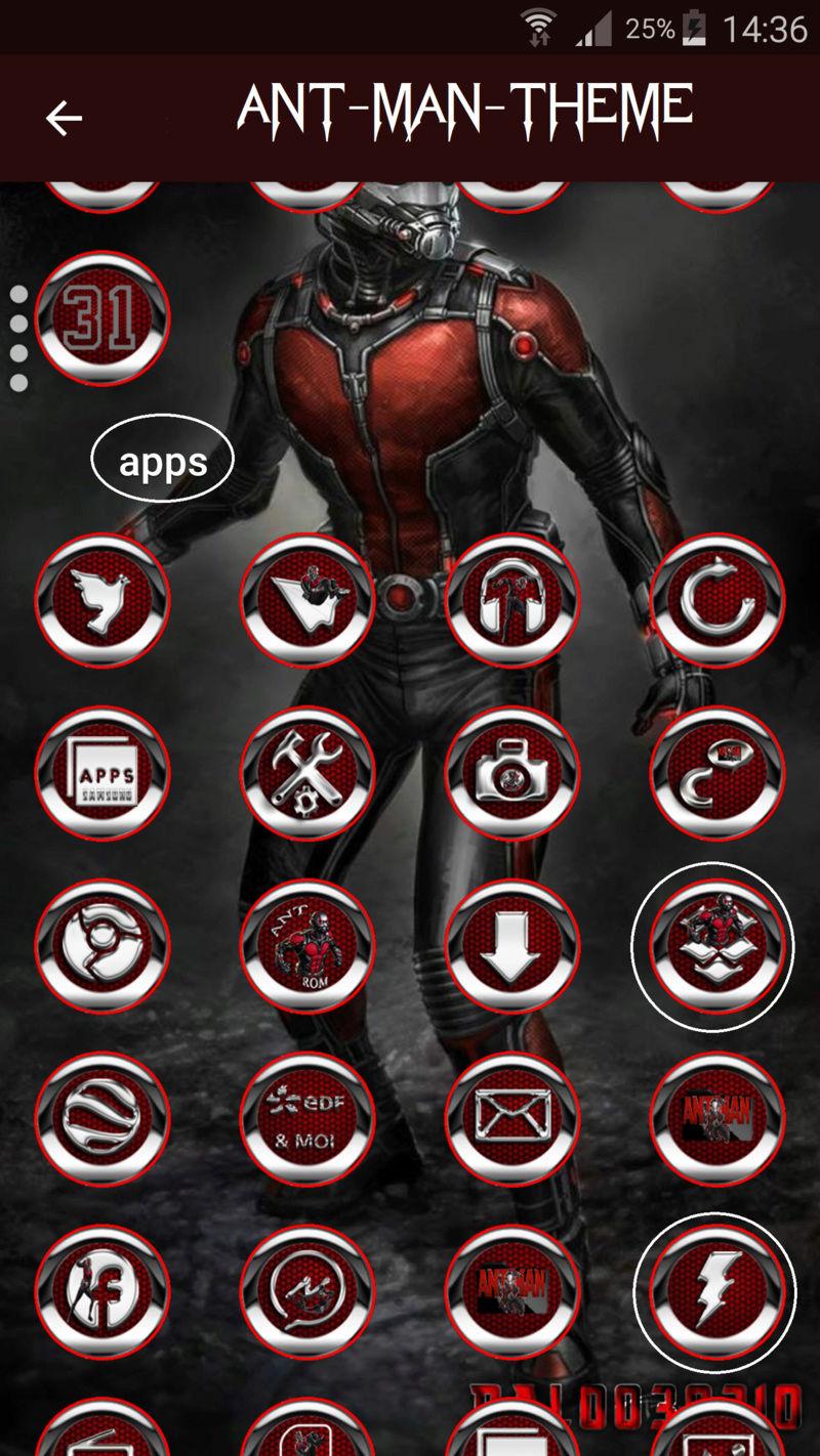 ANT-MAN-ROM-MM V6 (BALOO30310) (En Ligne) Screen38