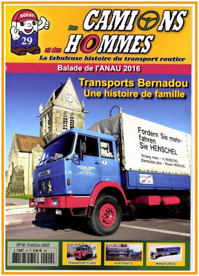 Des camions et des Hommes n° 29 est dans les kiosques Revue_11