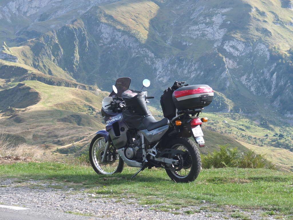 90 000 kilomètres.... en Transalp Rypert12