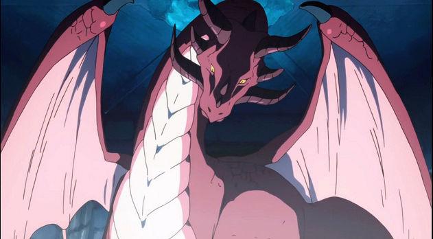 Amagi Brilliant Park Dragon10