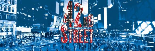 [Théâtre du Châtelet] 42nd Street 42stre11