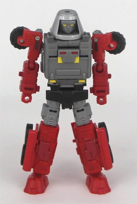[Dessin Animé + Jouets] Gobots — Machine Robo - Page 5 Machin11