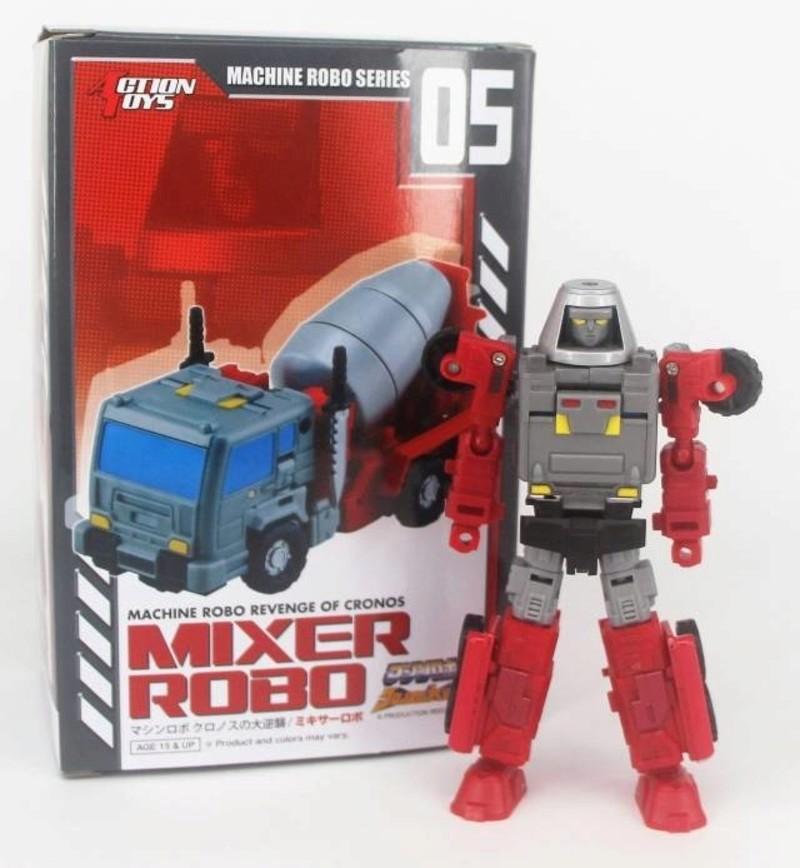 Gobots - Machine Robo ― Dessin Animé + Jouets  - Page 5 Machin12