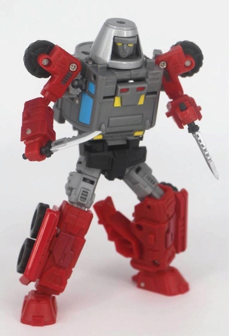 Gobots - Machine Robo ― Dessin Animé + Jouets  - Page 5 Machin14