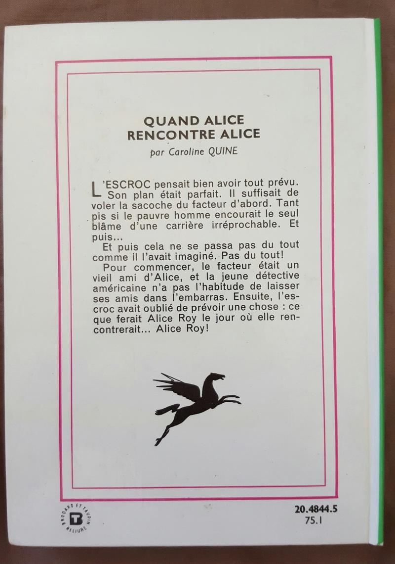 Recherches sur les anciennes éditions d'Alice (Titres 31 à 45) 20160923