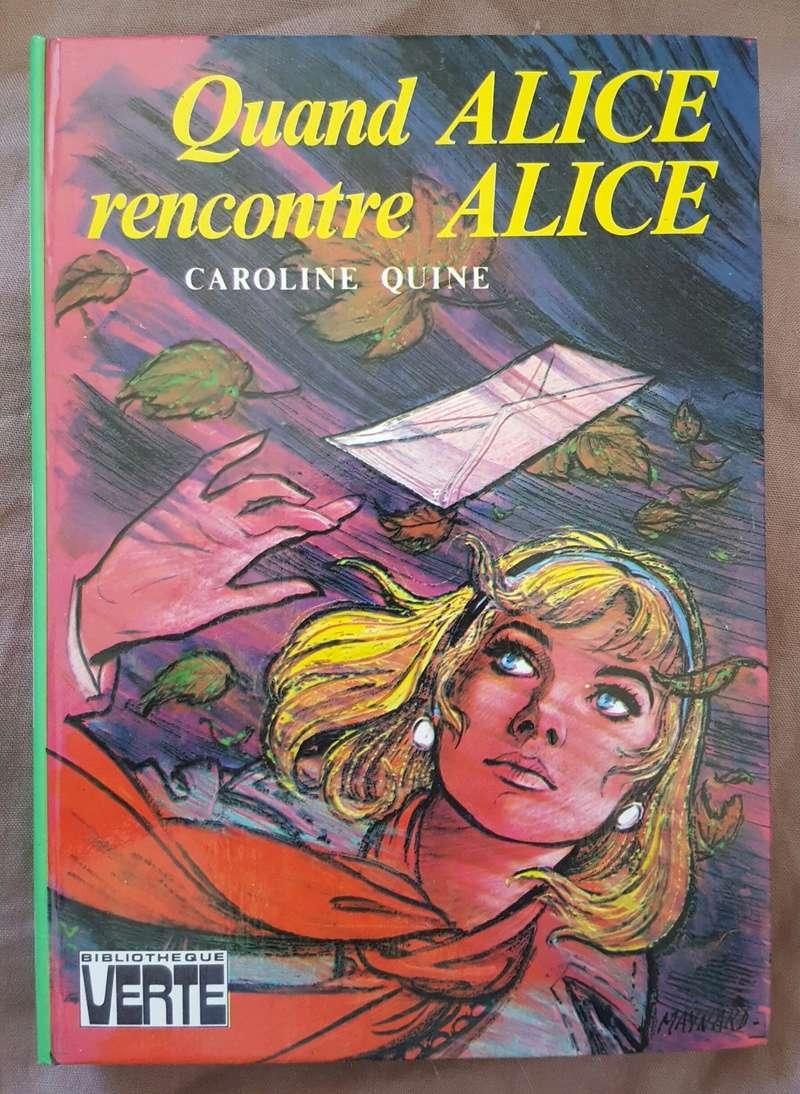 Recherches sur les anciennes éditions d'Alice (Titres 31 à 45) 20160924