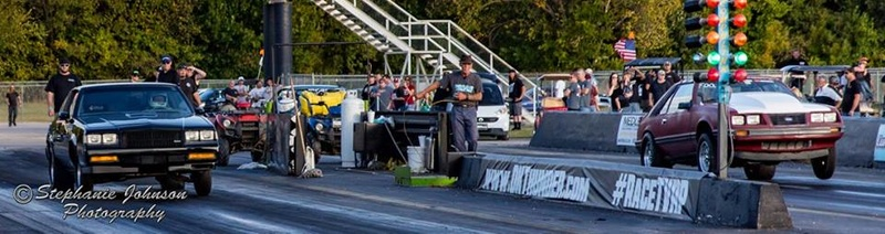 Cool pic from final round at Ford v. Buick 14642110