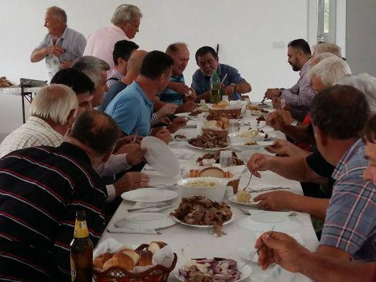 Načelnik opčine u posjeti Donjem Višnjiku Anaael10