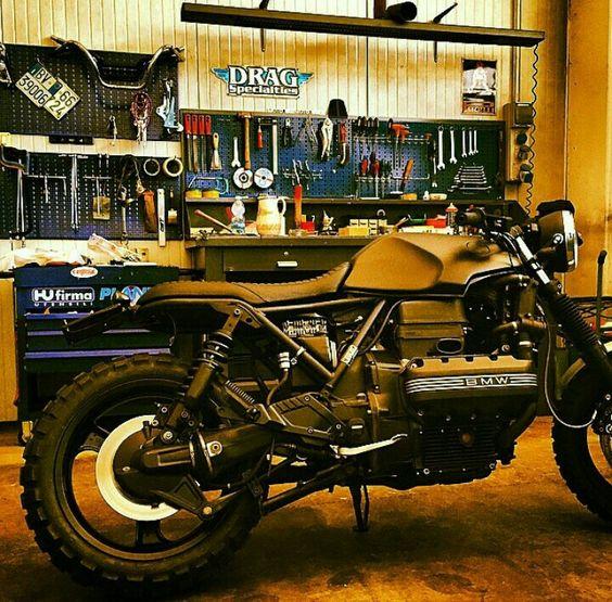 PHOTOS - BMW - Bobber, Cafe Racer et autres... - Page 6 807aeb10