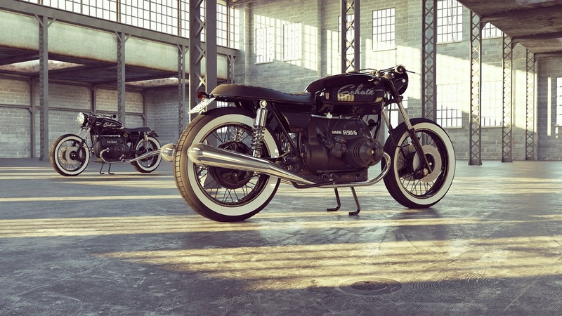 PHOTOS - BMW - Bobber, Cafe Racer et autres... - Page 6 Tumblr37