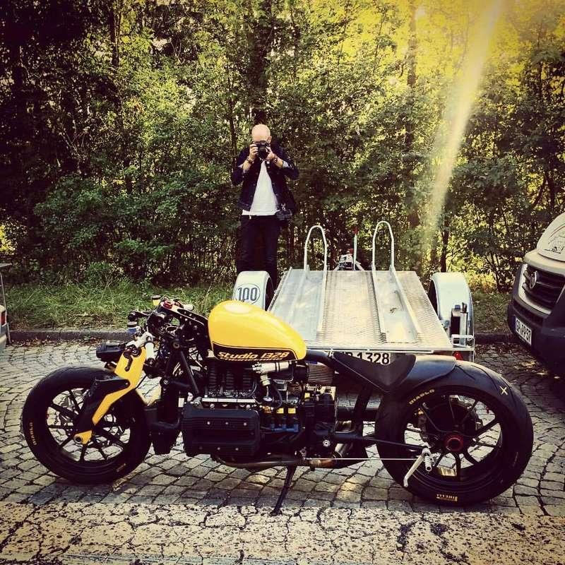 PHOTOS - BMW - Bobber, Cafe Racer et autres... - Page 6 Tumblr85