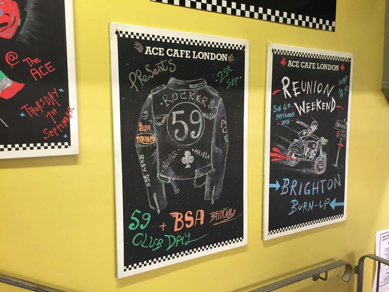 ANGLETERRE - ACE CAFE + BRIGHTON 2-3-4-5 septembre 2016 Img_2620
