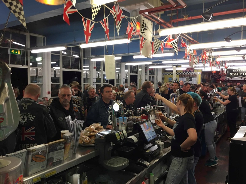 ANGLETERRE - ACE CAFE + BRIGHTON 2-3-4-5 septembre 2016 Img_2623