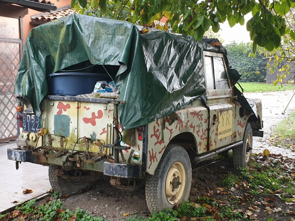Il Land Rover Defender va in pensione 55e0fc10