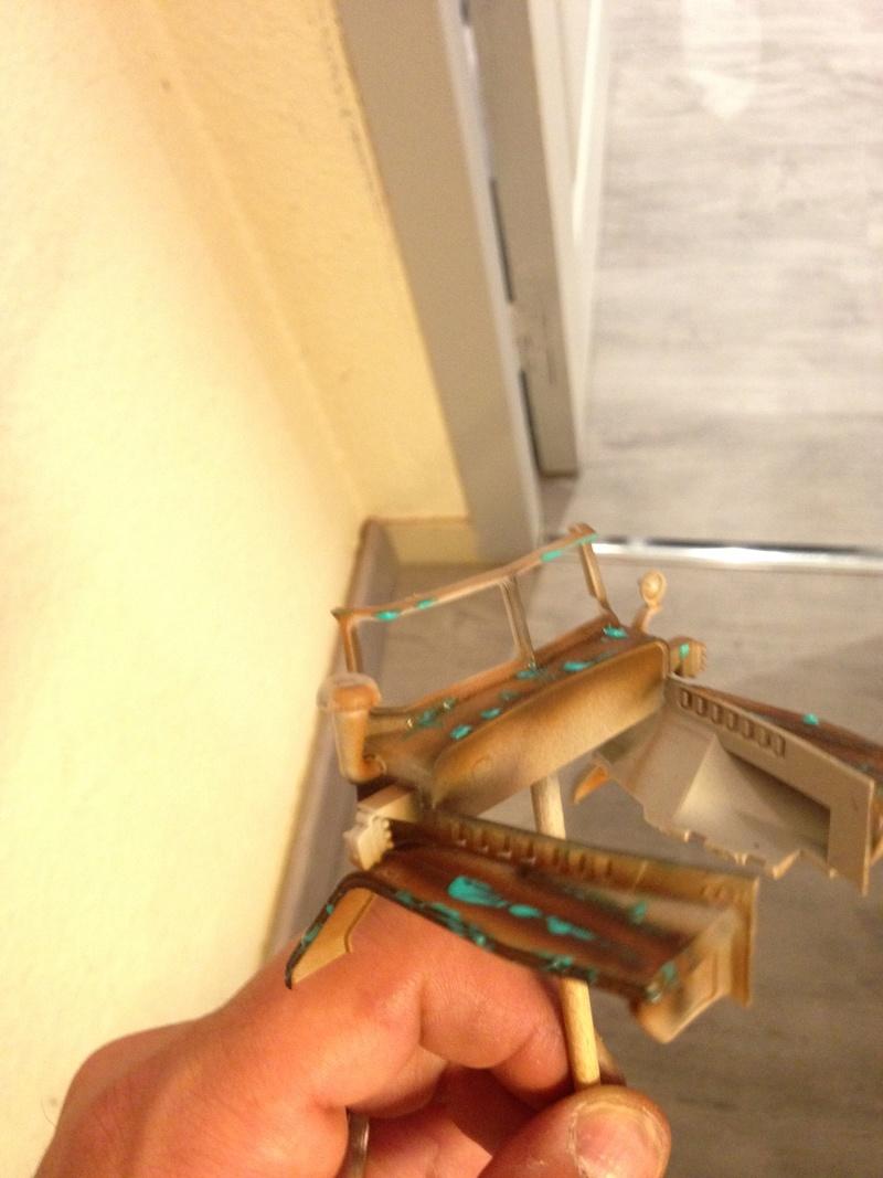 URAL 4320 1/35 TRUMPETER  up le 14/ 09 Image18