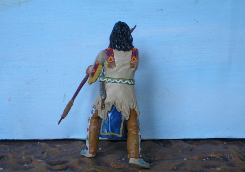 Bemalungen, Umbauten, Modellierungen – neue Indianer für meine Dioramen - Seite 12 116g3b10