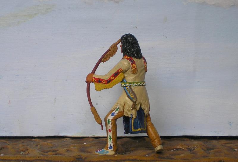 Bemalungen, Umbauten, Modellierungen – neue Indianer für meine Dioramen - Seite 12 116g3c10