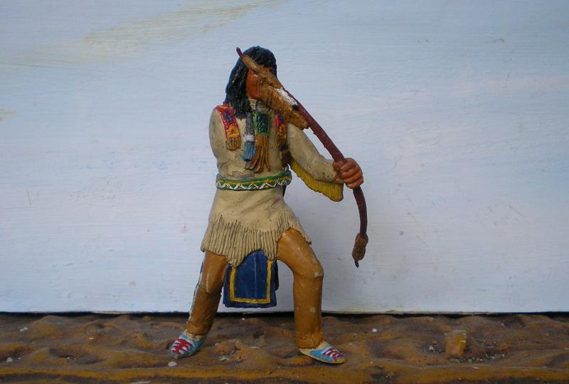 Bemalungen, Umbauten, Modellierungen – neue Indianer für meine Dioramen - Seite 12 116g3d10