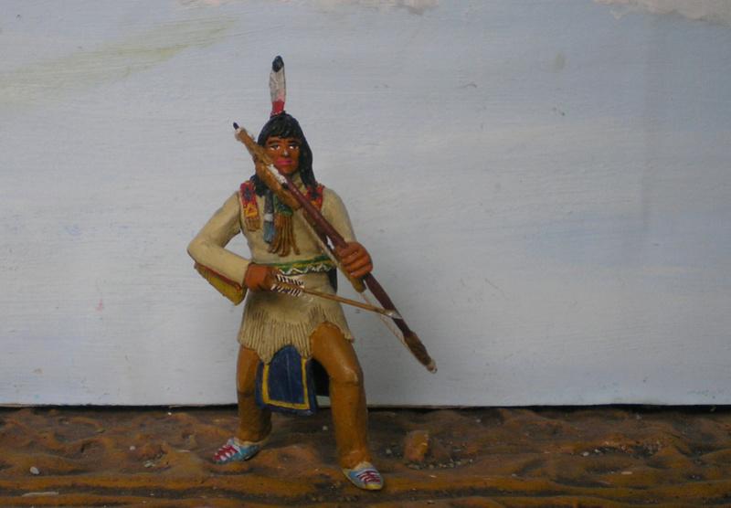 Bemalungen, Umbauten, Modellierungen – neue Indianer für meine Dioramen - Seite 12 116g3e10