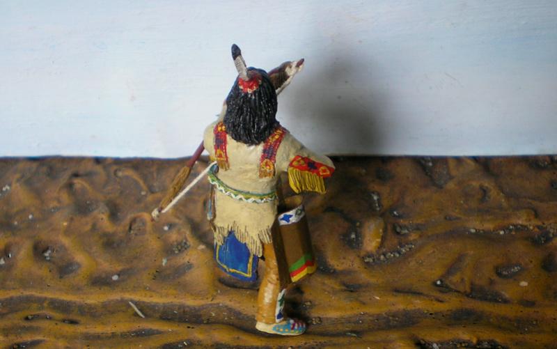 Bemalungen, Umbauten, Modellierungen – neue Indianer für meine Dioramen - Seite 12 116g4a10