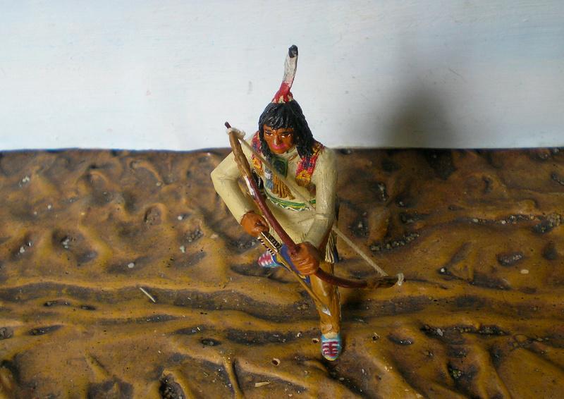Bemalungen, Umbauten, Modellierungen – neue Indianer für meine Dioramen - Seite 12 116g4a11