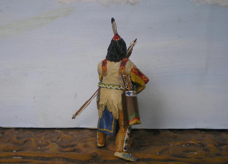 Bemalungen, Umbauten, Modellierungen – neue Indianer für meine Dioramen - Seite 12 116g4b10