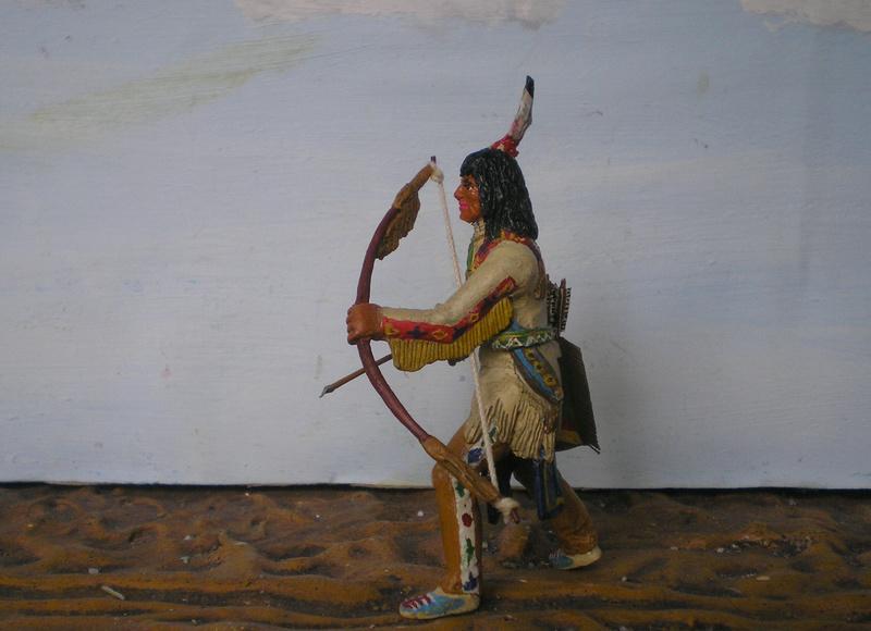 Bemalungen, Umbauten, Modellierungen – neue Indianer für meine Dioramen - Seite 12 116g4b11