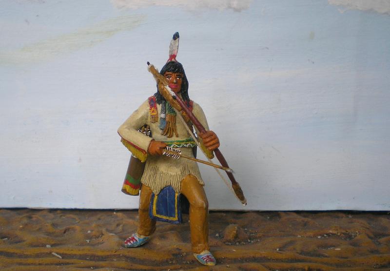 Bemalungen, Umbauten, Modellierungen – neue Indianer für meine Dioramen - Seite 12 116g4b12