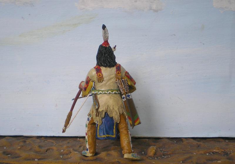Bemalungen, Umbauten, Modellierungen – neue Indianer für meine Dioramen - Seite 12 116g4b16