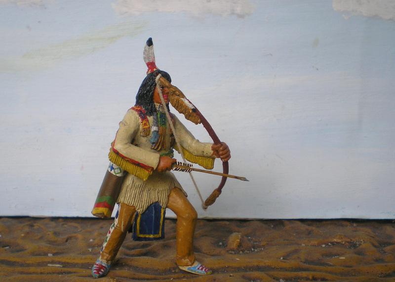 Bemalungen, Umbauten, Modellierungen – neue Indianer für meine Dioramen - Seite 12 116g4b17