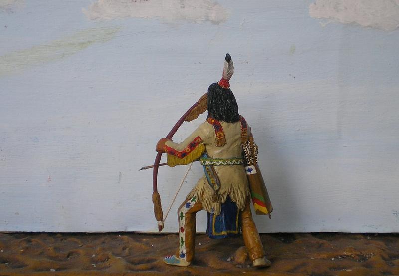 Bemalungen, Umbauten, Modellierungen – neue Indianer für meine Dioramen - Seite 12 116g4b18