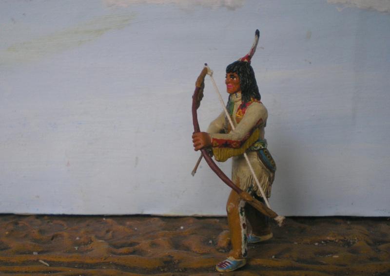 Bemalungen, Umbauten, Modellierungen – neue Indianer für meine Dioramen - Seite 12 116g4b20